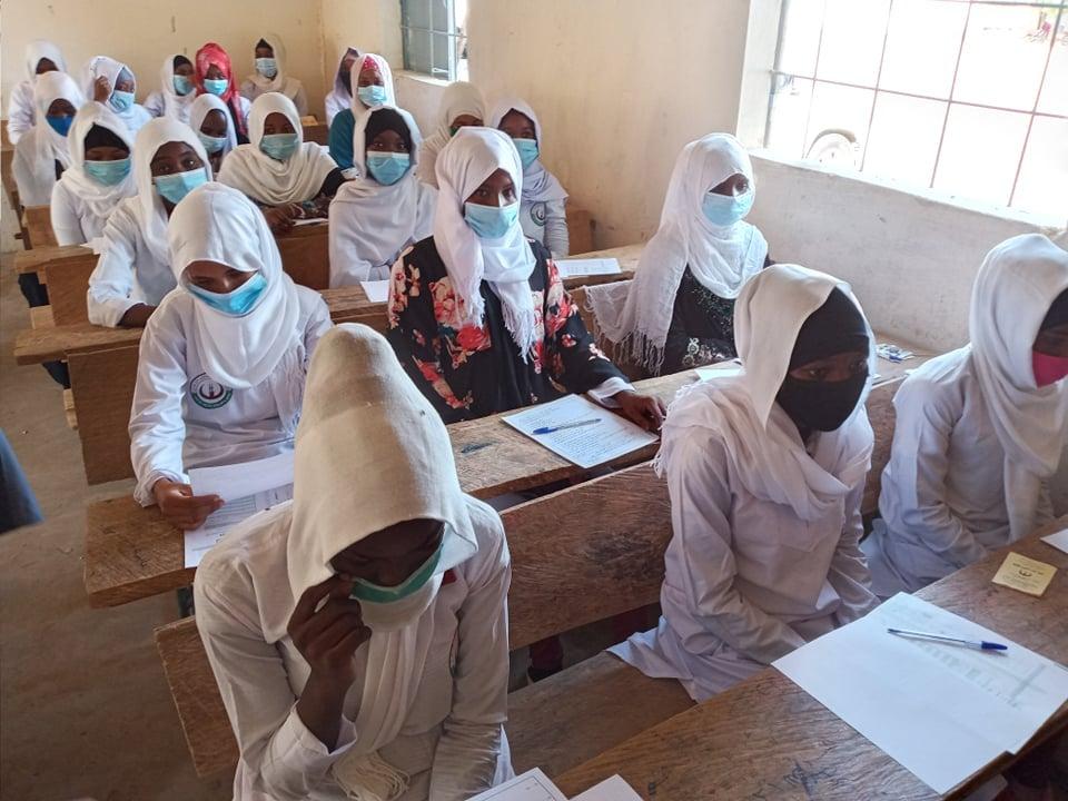 Tchad : 900 candidats composent les épreuves du certificat secondaire d'Al-Azhar. ©Min.Éducation