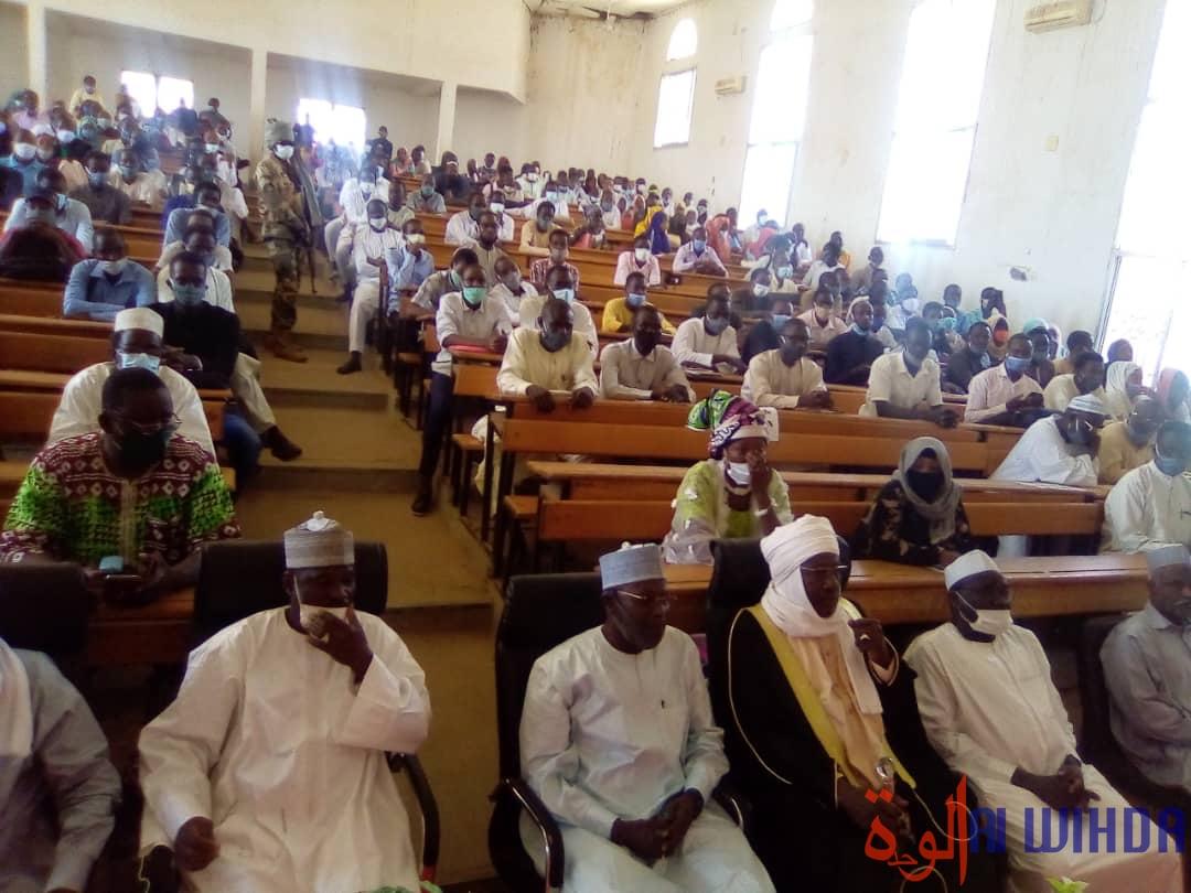 Tchad : l'importance du recensement électoral au centre d'une conférence à l'UNABA