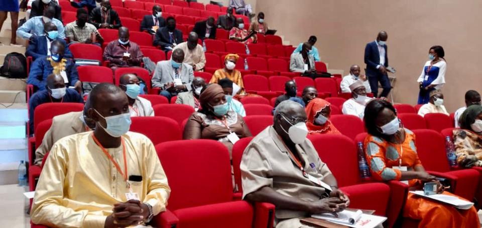 Tchad : l'Ordre national des médecins en session ordinaire à N'Djamena. ©Malick Mahamat/Alwihda Info