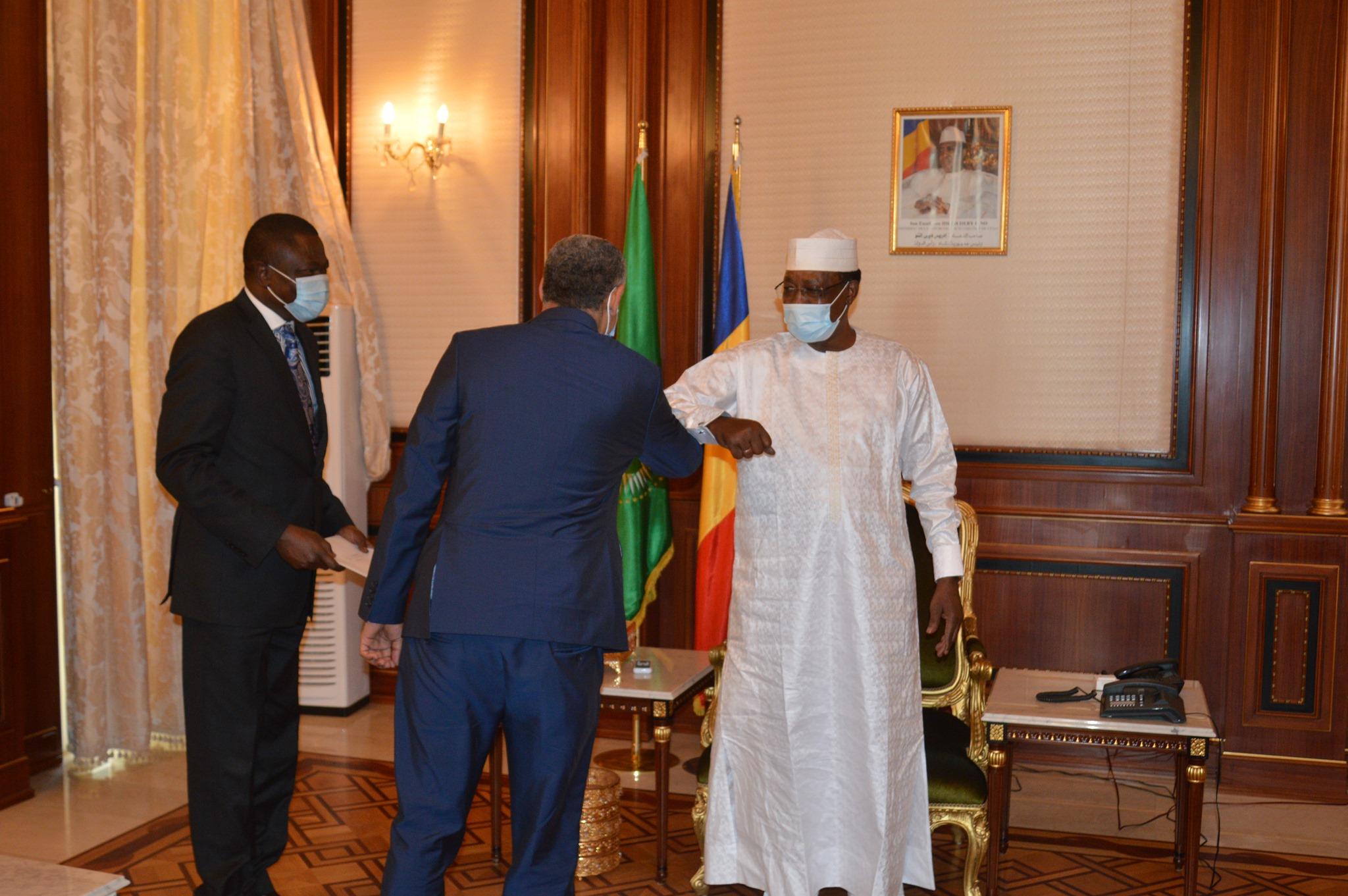 Tchad : le FAGACE et la BADEA s'associent pour appuyer le développement. © PR
