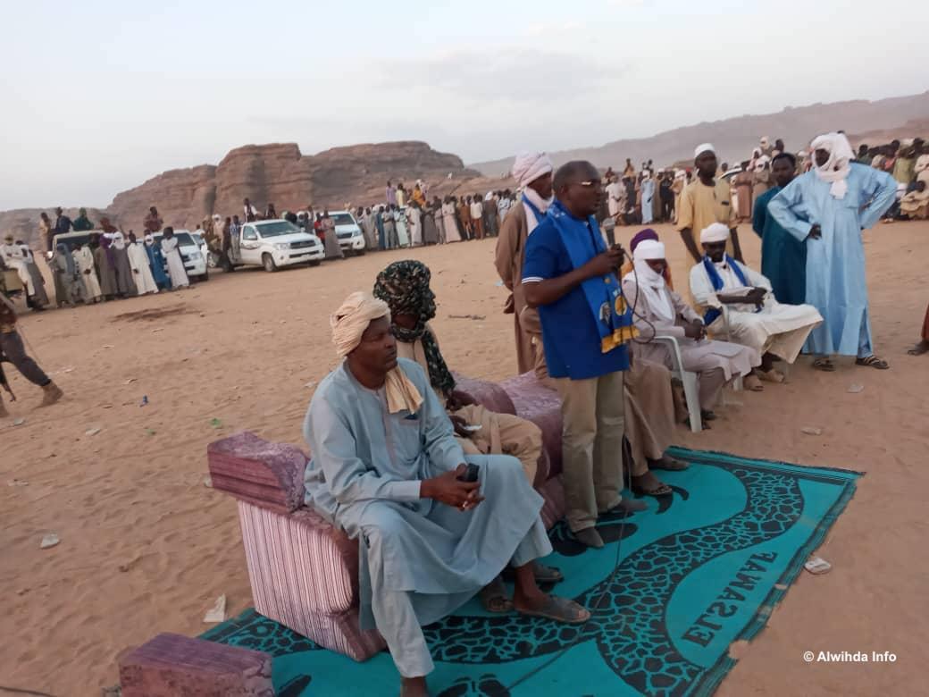 Tchad : le secrétaire général du MPS pour le Tibesti tué par balles