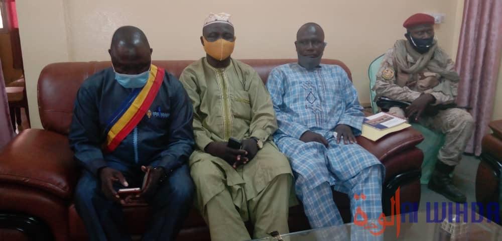 Tchad : le ministre de la Sécurité publique effectue une mission au Sud. © Éric Guedi/Alwihda Info