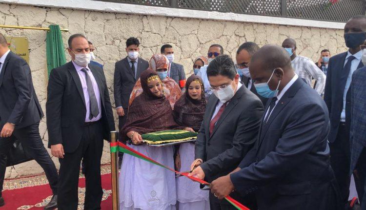 Maroc : ouverture d'un consulat général de Burkina Faso à Dakhla. © Droits images : AtlasInfo