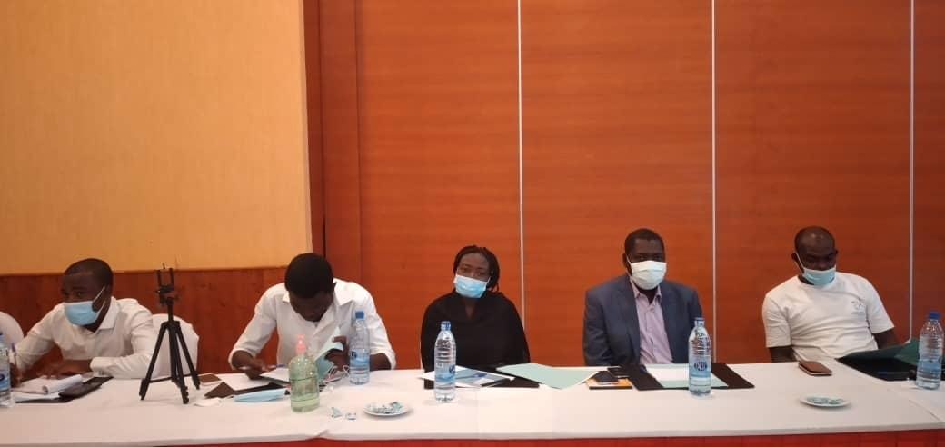 Tchad : promouvoir la culture des droits de l'Homme, un défi pour la CNDH. ©Aristide Djimalde/Alwihda Info