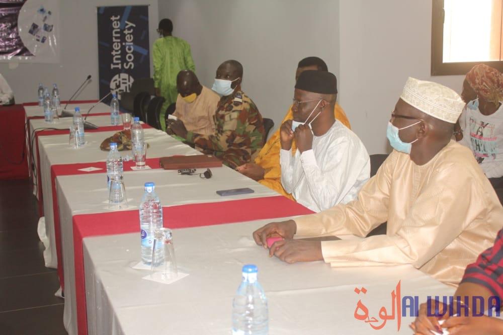Tchad : Internet Society lutte contre les méfaits d'Internet à travers une série de formations. © Ben Kadabio/Alwihda Info