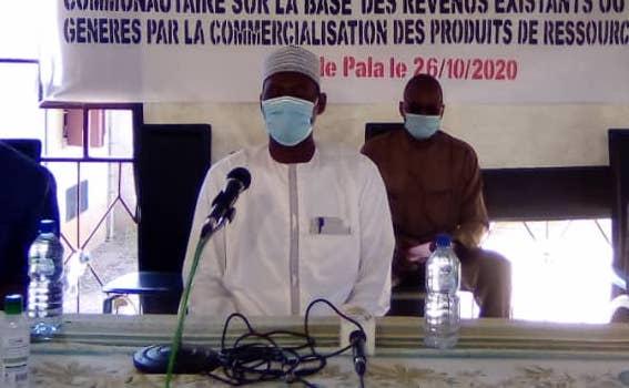 Tchad : la province du Mayo Kebbi Ouest a un nouveau secrétaire général. ©Foka Mapagne/Alwihda Info