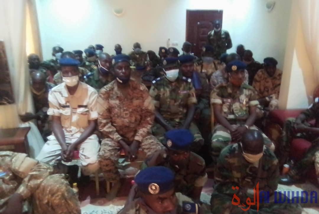 Tchad : à Doba, des orientations fermes aux hommes de la Légion de gendarmerie n°15