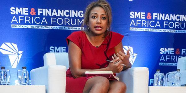 Vanessa Moungar, directrice de la Banque chargée du Genre, des femmes et de la société civile. ©DR