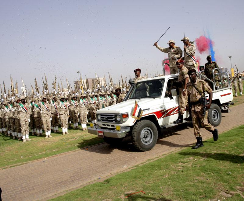 Soudan : dissensions au sein des FSR, le DG des renseignements muté. Illustration © DR