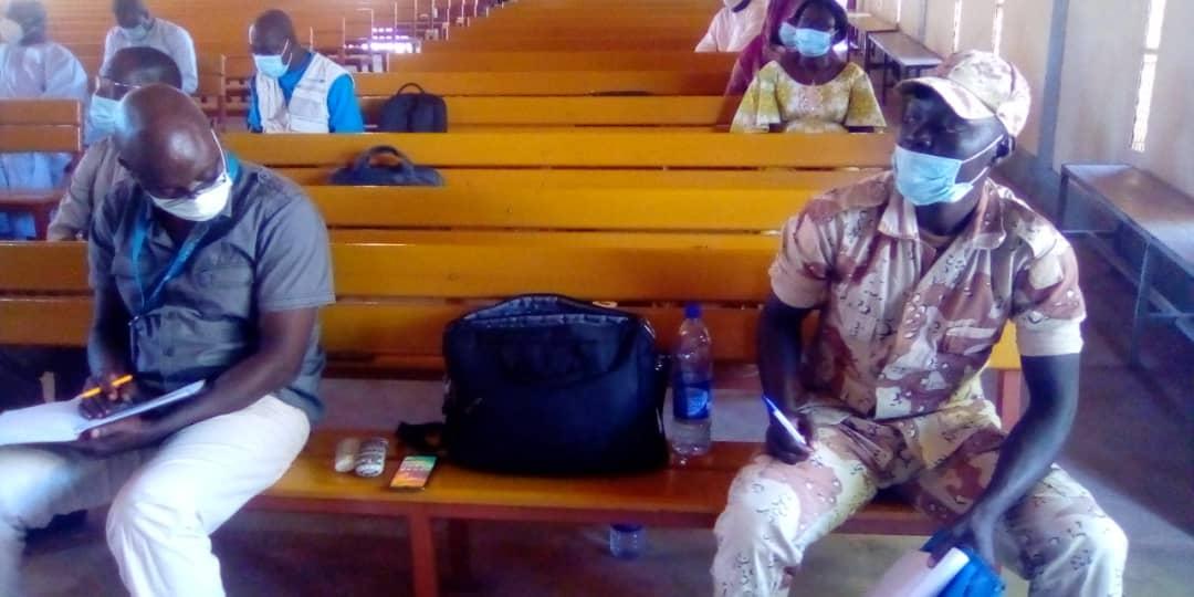 Tchad : 6 provinces évaluent la prévention de la transmission mère-enfant à Pala. ©Foka Mapagne/Alwihda Info