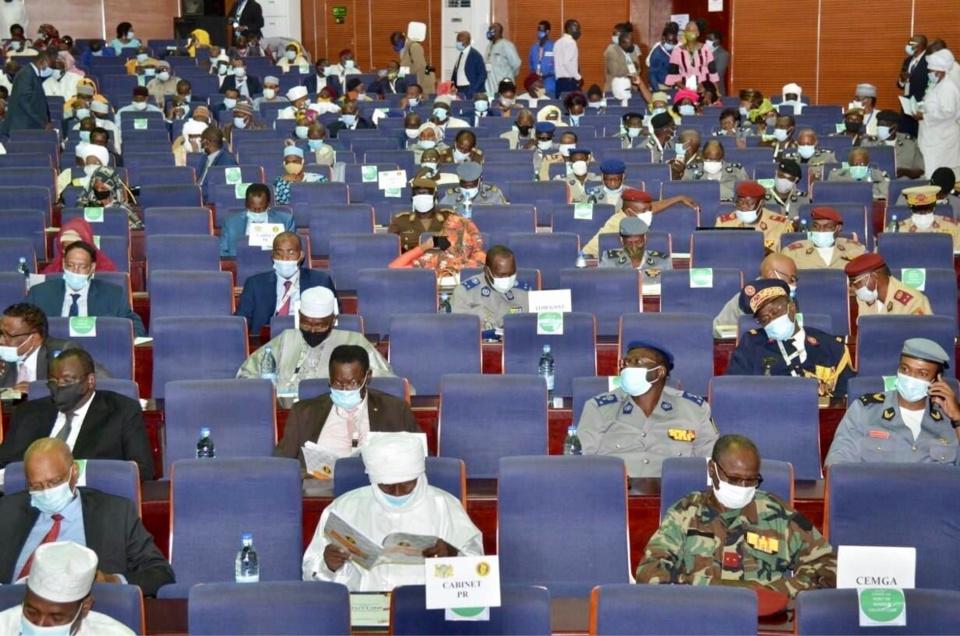 Tchad : au Forum, l'armée demande sa professionnalisation et la réforme des textes militaires