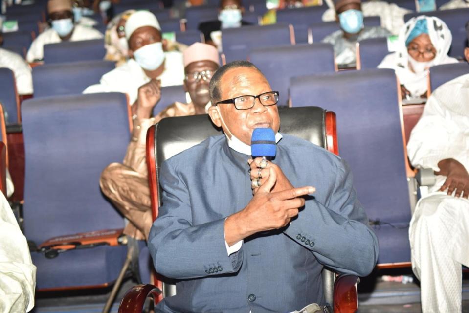 """Tchad : au Forum, Kassiré déplore la """"malhonnêteté intellectuelle"""" et """"l'illettrisme"""""""