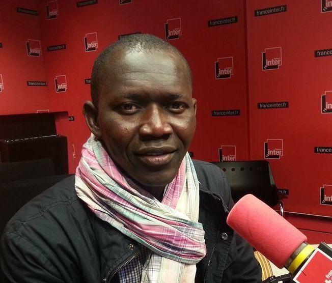 Makaila Nguebla, directeur de publication du site d'informations Makaila.fr. © DR