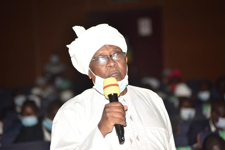 """Tchad : """"L'âge que je préconise pour être Président est de 30 ans"""", Abderaman Koulamallah"""