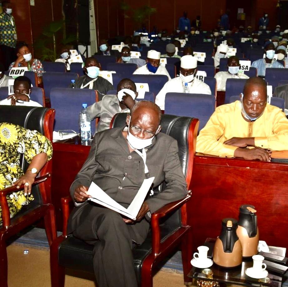 """Tchad : """"la vice-Présidence est porteuse des germes de division"""", Felix Nialbe"""
