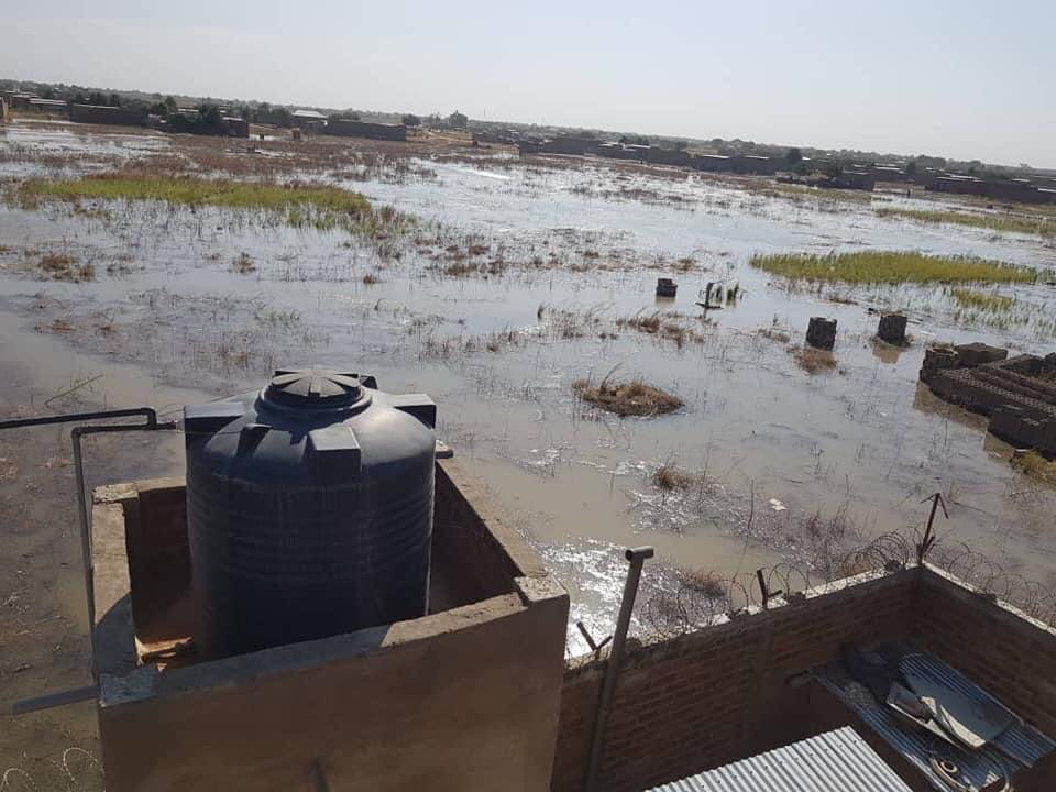 Tchad : le chef de l'État débloque des moyens d'urgence face aux inondations à N'Djamena. © DR