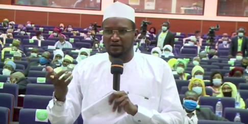 """Tchad : la jeunesse est """"trop politisée"""", estime Mahamat Abali Salah"""