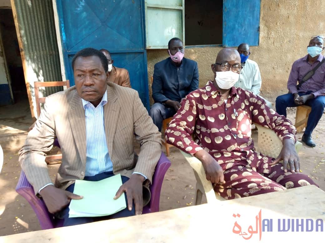 Tchad : à Laï, passation de service à la direction du CEG n°1
