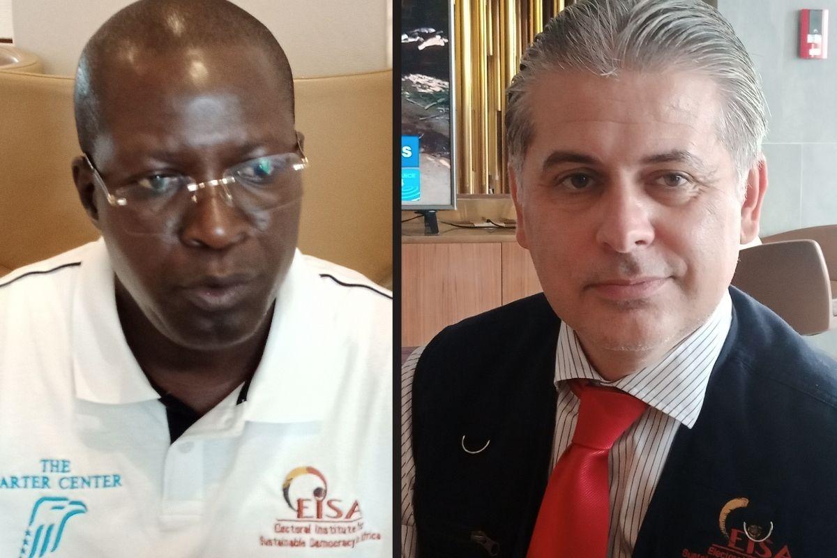 Valdiodio Ndiaye & Tommaso Caprioglio