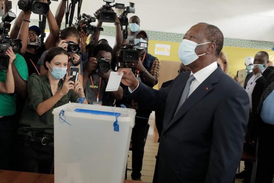 Côte d'Ivoire : Ouattara remporte la présidentielle avec 94,27% des voix