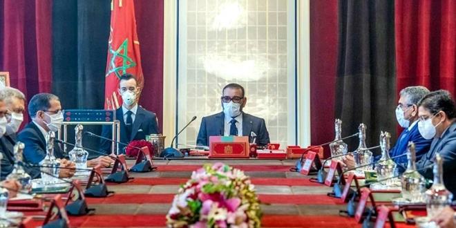 Lutte contre le coronavirus : le Roi du Maroc ordonne une vaccination nationale. © DR