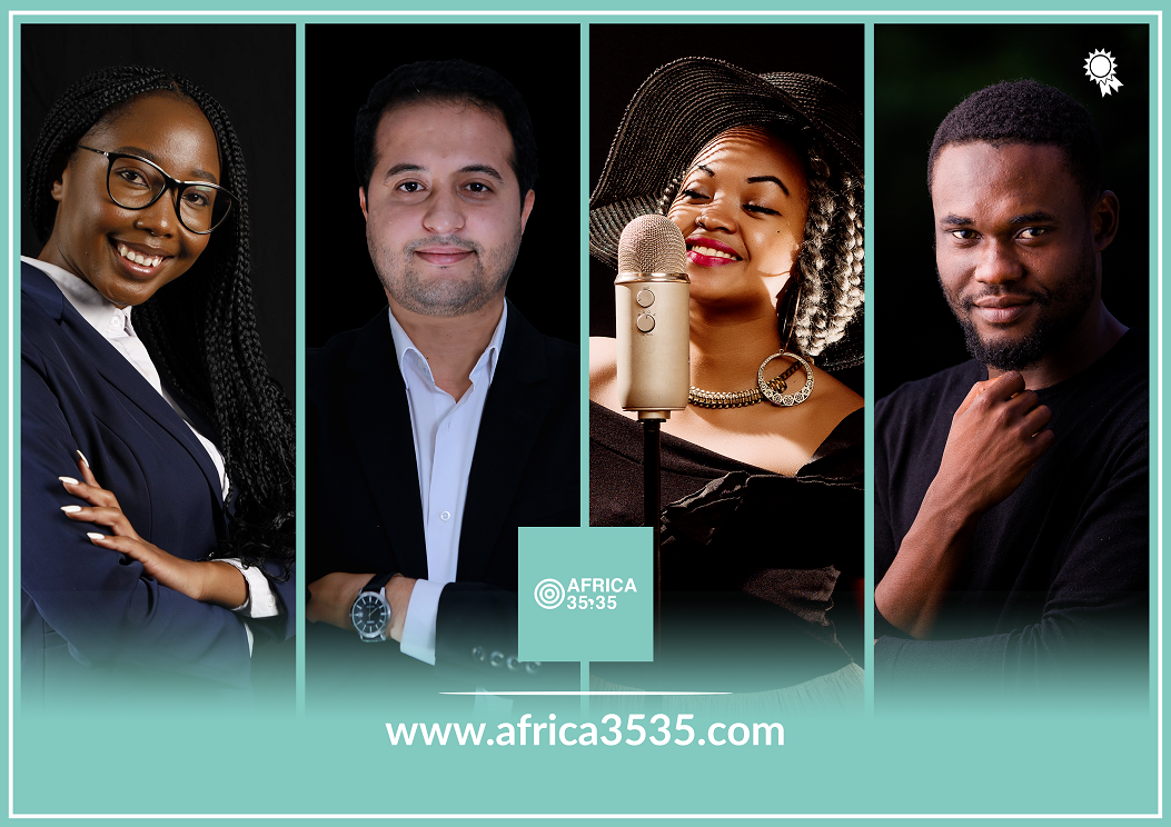 Les 35 jeunes africains les plus inspirants en 2020 !