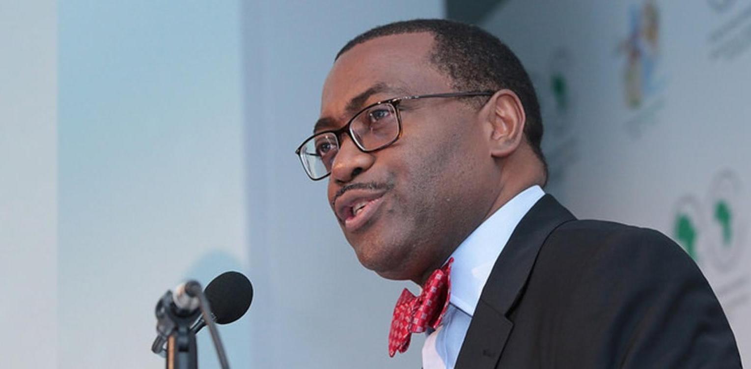 Akinwumi A. Adesina, président de la Banque africaine de développement. ©Afdb