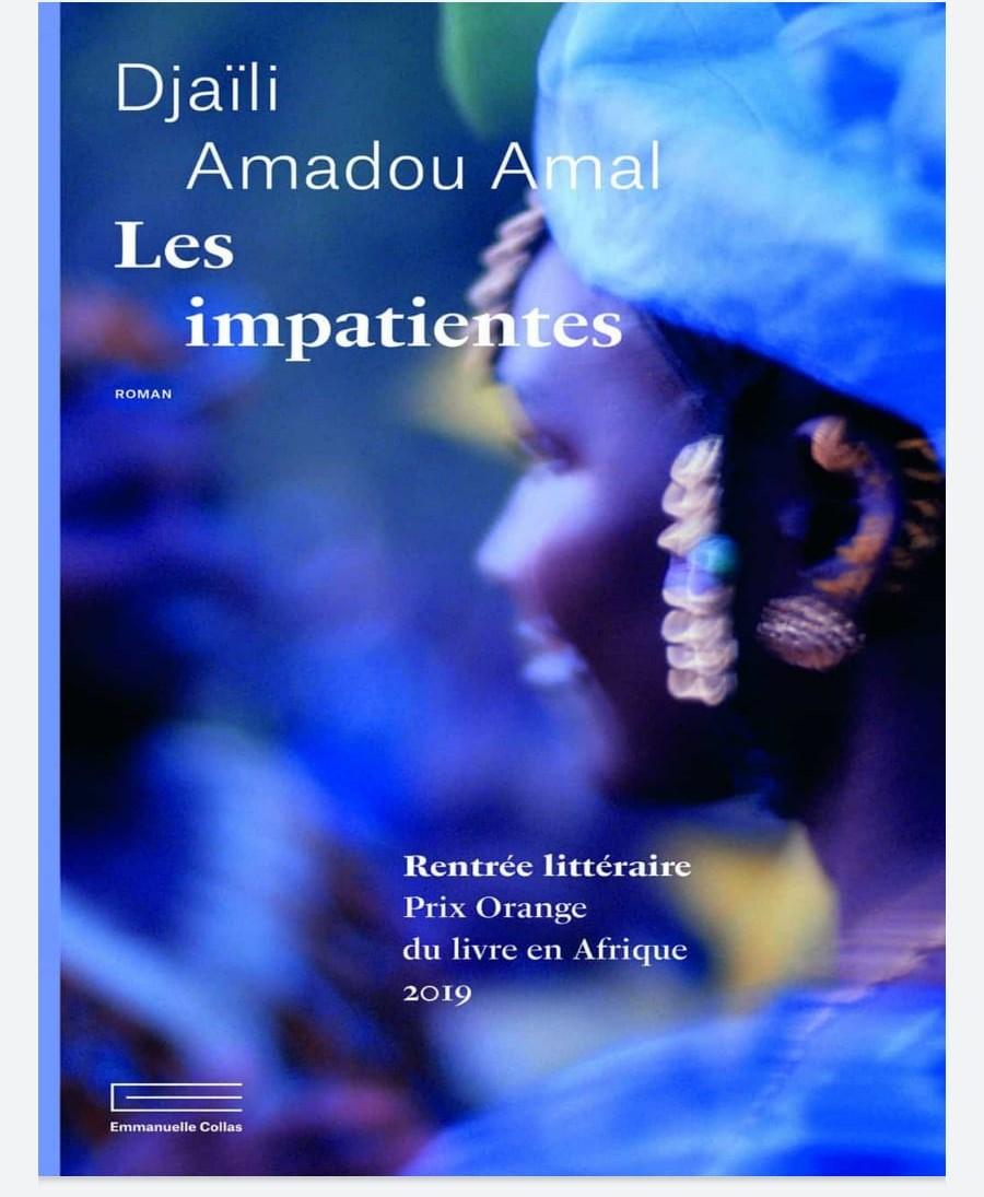 France/Prix Goncourt 2020 : La Camerounaise Djaili Amadou Amal sur le départ. ©DR
