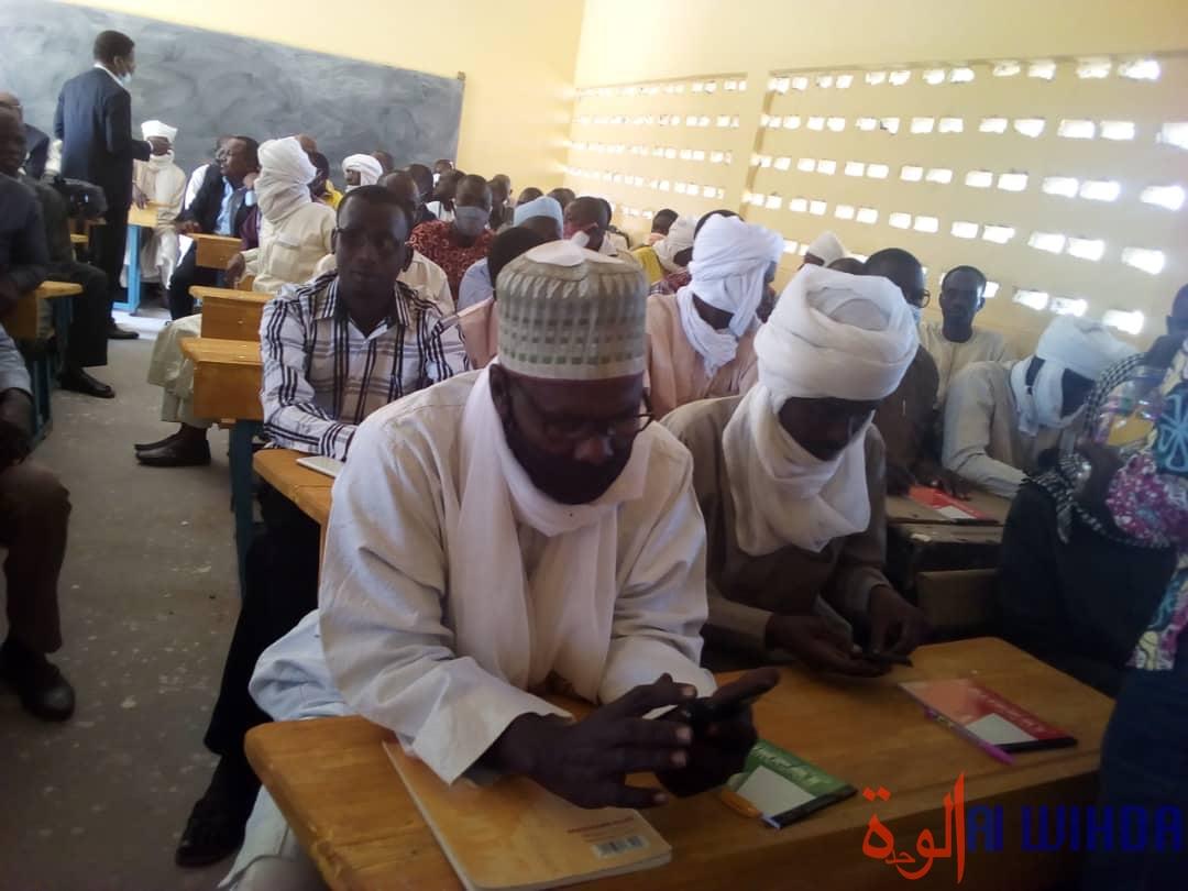 Tchad : les enseignants de Hadjer Lamis en formation à Massaguet