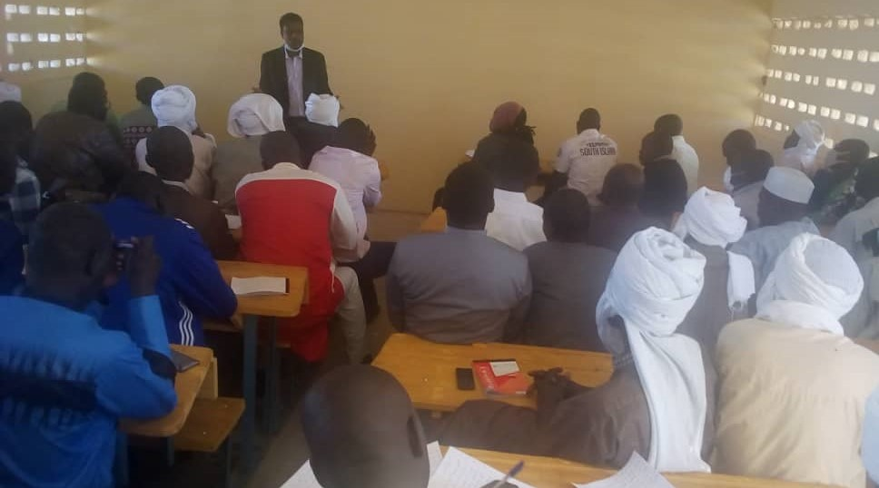 Tchad : Un atelier sur l'hygiène en milieu scolaire à Massaguet