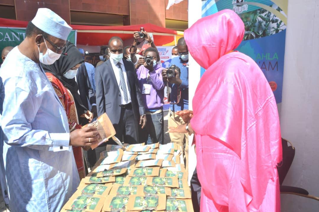"""Entrepreneuriat : """"la jeunesse tchadienne s'est réveillée"""", Idriss Déby"""