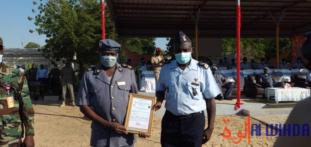 La Place Maréchal du Tchad inaugurée au sein du commandement de l'armée de l'air
