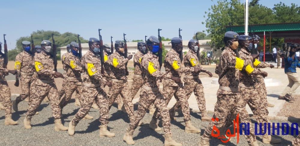 Tchad : les États-Unis remettent du matériel militaire évalué à plus de 1,2 milliard Fcfa