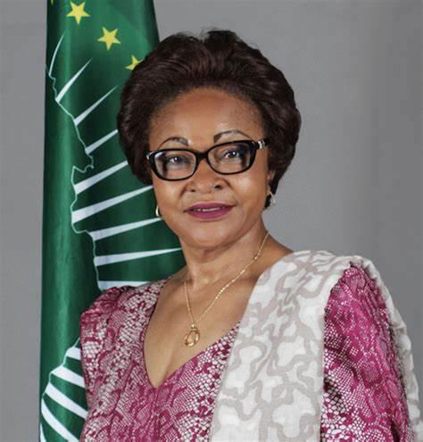 Mme Josefa Sacko, Commissaire de l'UA en charge de l'économie rurale et de l'agriculture.