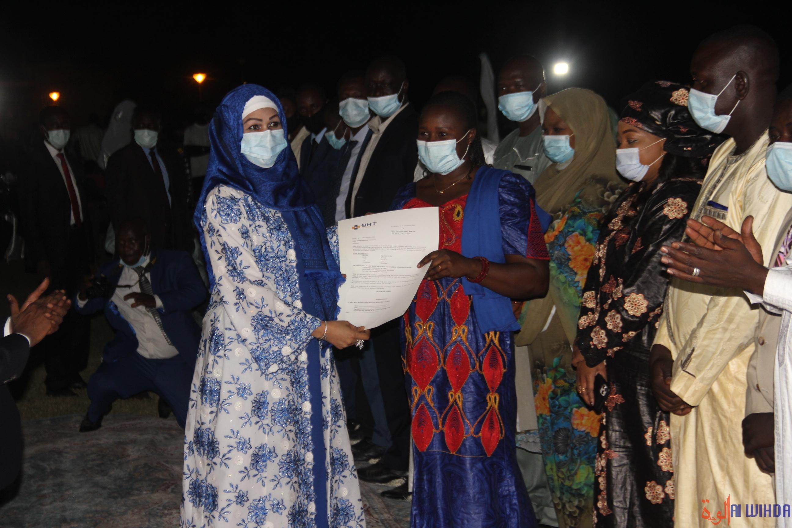 Tchad : 23 projets entrepreneuriaux financés à hauteur de 510 millions Fcfa
