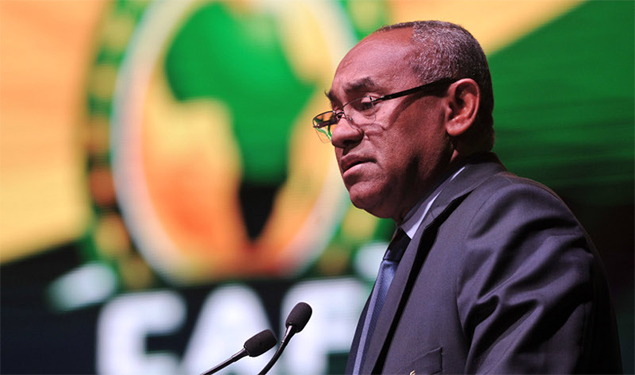 La FIFA suspend pour cinq ans le président sortant de la CAF Ahmad Ahmad. © DR