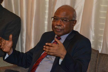 Le diplomate tchadien Hissein Brahim Taha désigné secrétaire général de l'OCI