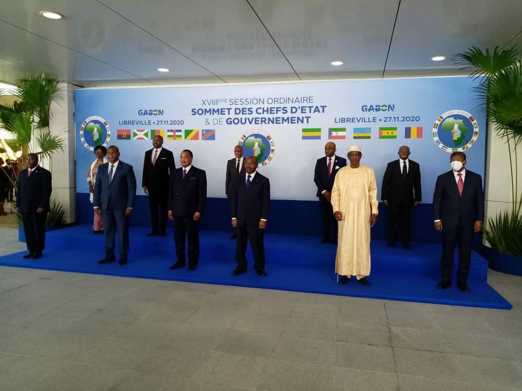 رئيس الجمهورية يشارك في القمة 18 المجموعة السي آ سي © PR