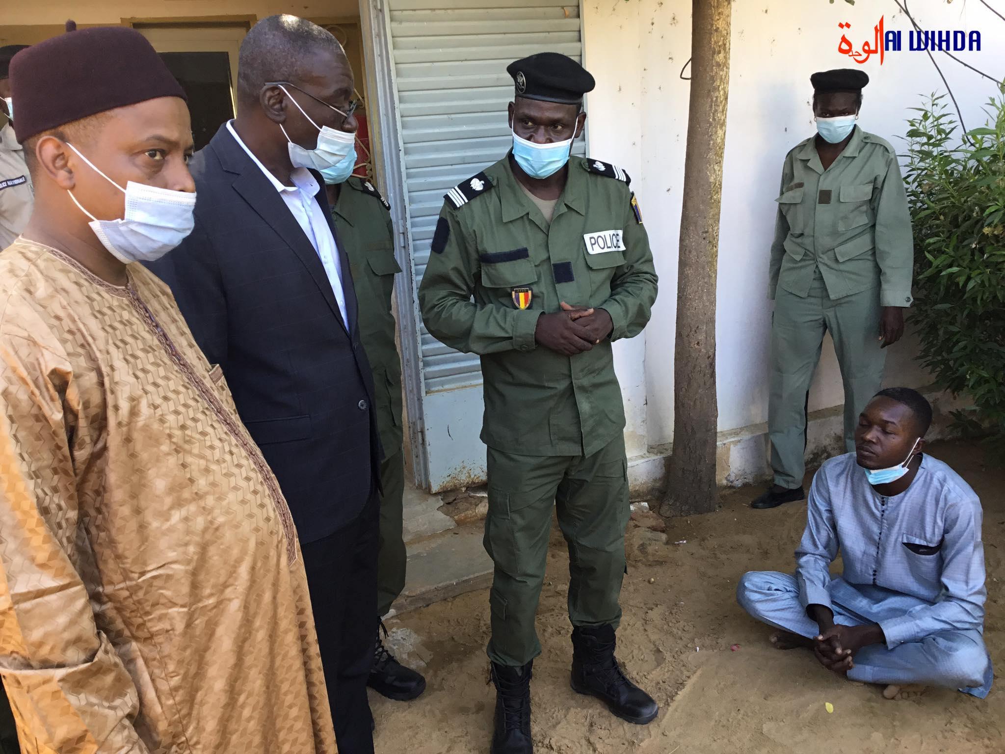 """Tchad : """"ces arrestations obéissent bien aux textes. Il n'y a ni bavures ni tortures"""" (Police)"""