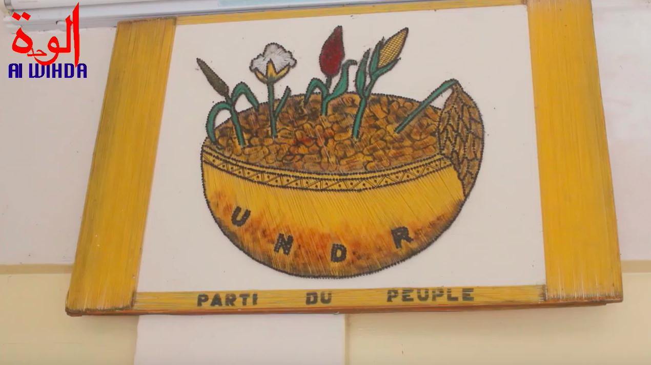 L'emblème du parti UNDR. ©Ben Kadabio/Alwihda Info
