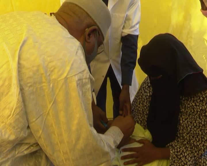 Tchad : le deuxième tour de la campagne contre la poliomyélite a débuté au Ouaddaï