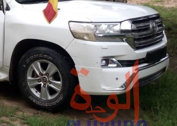 Tchad : 135 véhicules neufs mis à la disposition des gouverneurs et préfets. Illustration © B.B./Alwihda Info