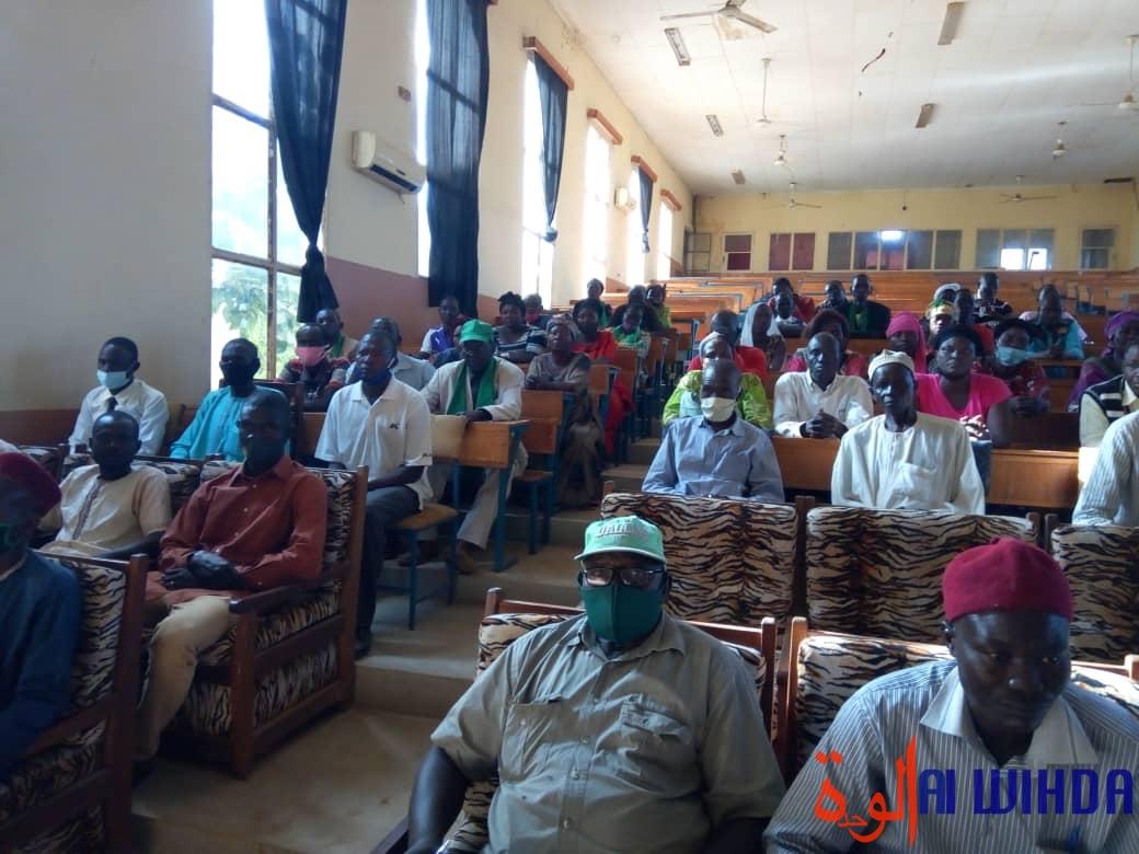 "Tchad : le PDI exprime l'espoir d'un État fédéral ""bientôt"". ©Golmem Ali/Alwihda Info"
