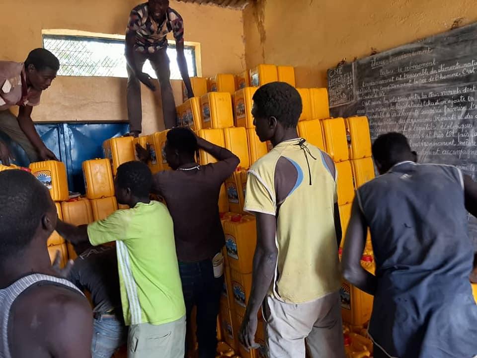 Tchad : le gouvernement achemine des vivres dans la Kabbia suite au conflit meurtrier
