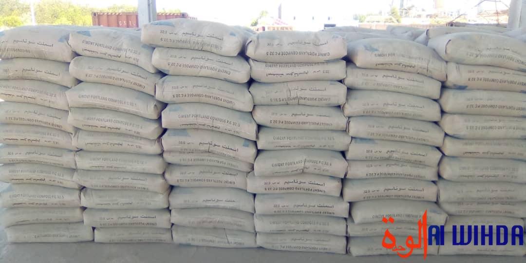 Tchad : la SONACIM relance la production de ciment