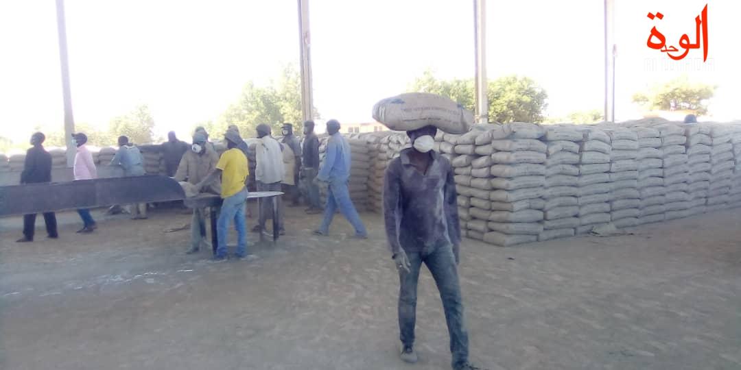 """Tchad : du ciment de Baoré sur le marché """"dans les prochains jours"""""""