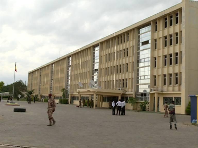 Le siège du ministère des Armées. © Min.armées