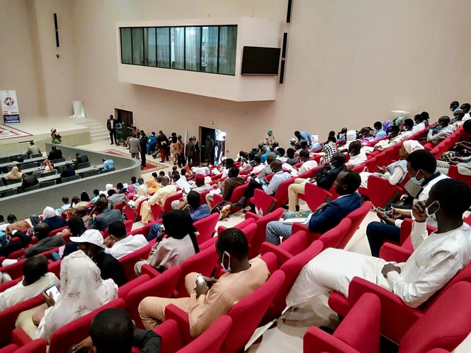 Tchad : le congrès du CNCJ s'ouvre à N'Djamena. © Min.Jeunesse