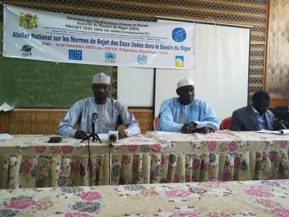 Le Tchad examine des normes pour lutter contre la pollution dans le bassin du Niger