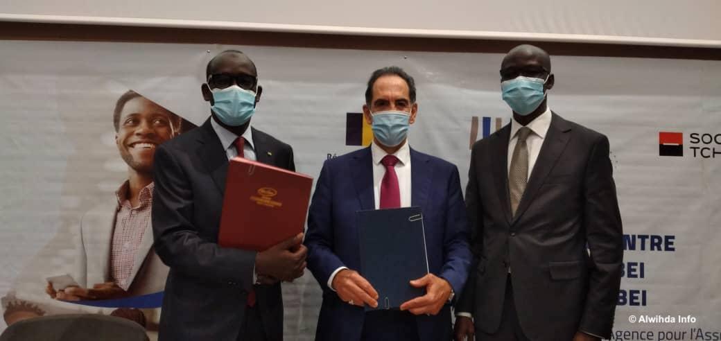 La BEI soutient l'adhésion du Tchad à l'Agence africaine d'assurance commerciale. © Malick Mahamat/Alwihda Info